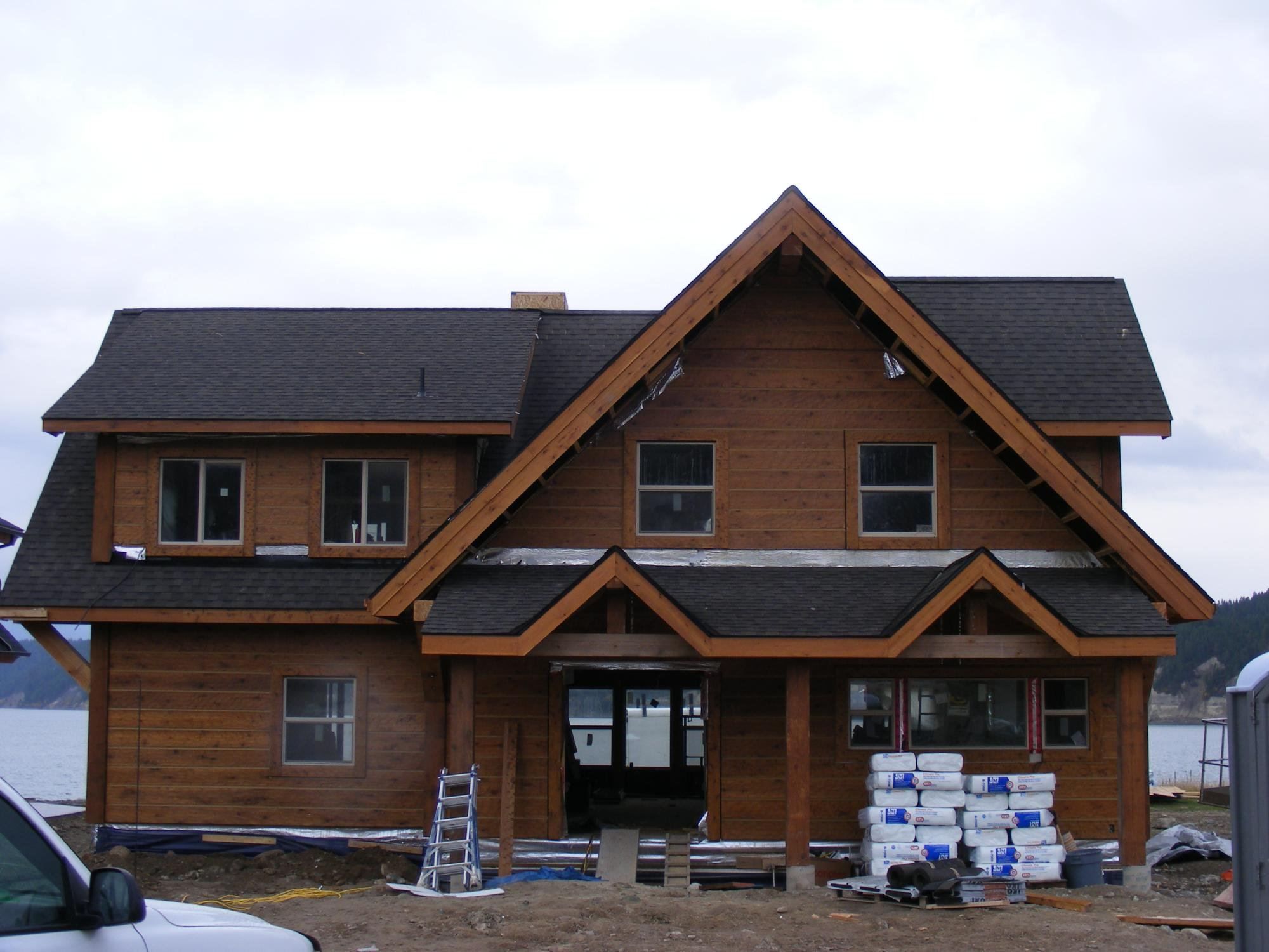 New Construction - Koocanusa & Roofing Repairs Roofing Contractor Roof Installation - Cranbrook BC memphite.com